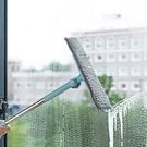 伸縮桿擦窗器擦玻璃清潔工具洗擦窗戶刮玻璃...