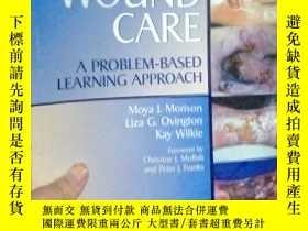 二手書博民逛書店慢性創傷護理:問題導向的學習方法Chronic罕見Wound C