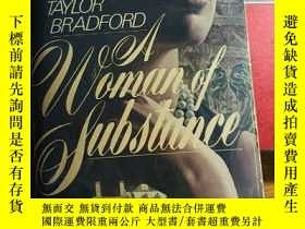 二手書博民逛書店A罕見woman of substanceY32667 Barb