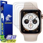 [9美國直購] 螢幕保護膜 ArmorSuit [6 Pack] MilitaryShield Screen Protector for Apple Watch Series 4/5 (44mm)