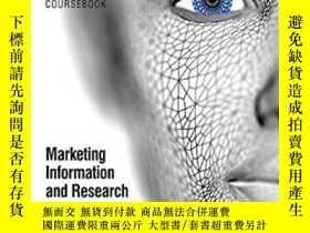 二手書博民逛書店Cim罕見Coursebook Market Information And Research-Cim教材市場信息
