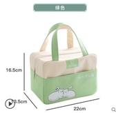 保溫包八零布袋飯盒包手提包鋁箔加厚上班帶飯便當包大容量飯盒袋保溫包 新年禮物