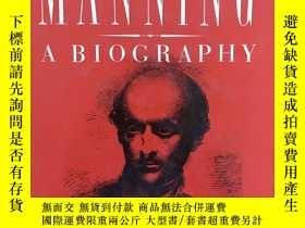 二手書博民逛書店Cardinal罕見Manning : a biography
