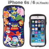 Hamee 自社製品 迪士尼 iFace 經典動畫故事 iPhone6s/6 手機殼 (玩具總動員) 41-862131