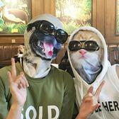 動物防曬面罩女全臉防紫外線護臉游泳臉基尼自行車裝備騎行頭套男 英雄聯盟