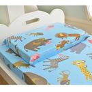 天藍陽光派對~嬰兒枕30x40x2.5cm