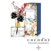 韓國 cocod or 【冬季球果滿天星限定款】室內擴香瓶 200ml 擴香 香氛 香味 芳香劑 室內擴香