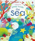 Peep Inside The Sea 瞧瞧看翻頁操作書:海底探險