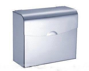 長方形紙巾盒 不鏽鋼