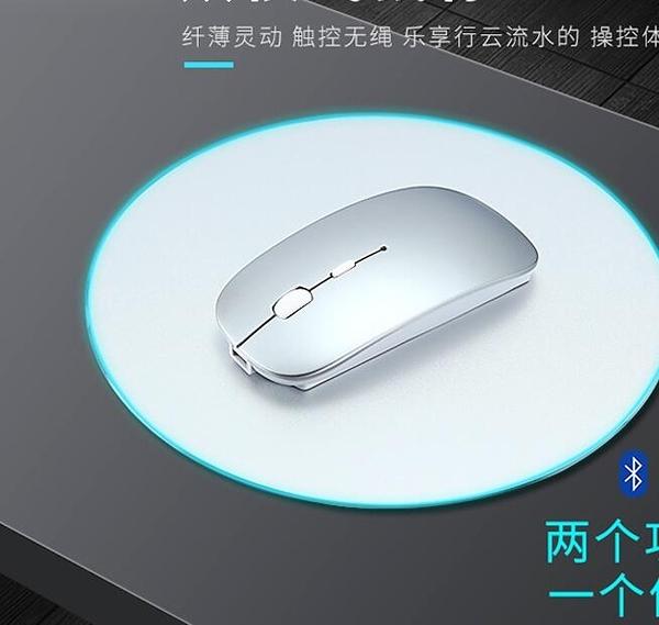 藍牙無線滑鼠5.0可充電式靜音可愛
