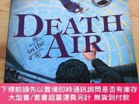 二手書博民逛書店Death罕見in the Air . The Sherlock Homes . his 2nd caseY2