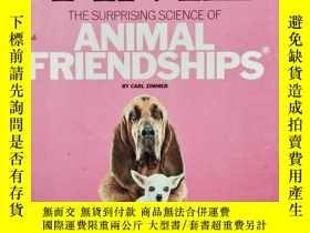 二手書博民逛書店英文原版書:罕見《TIME THE SURPRISING SCIENCE OF ANIMALFRIENDSHIPS