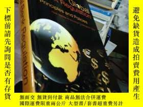 二手書博民逛書店Global罕見Bank Regulation: Princip