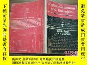 二手書博民逛書店English罕見Grammar and Exercises b