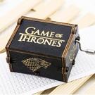 八音盒 暗黑哈利波特音樂盒八音盒冰雪奇緣加勒比海盜天空之城創意小禮物【快速出貨八折鉅惠】