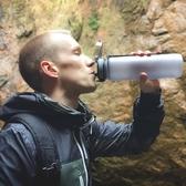優之塑料水杯便攜大容量健身戶外運動水壺男女學生太空杯防摔杯子Mandyc