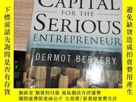二手書博民逛書店Raising罕見Venture Capital for the Serious Entrepreneur 籌集風