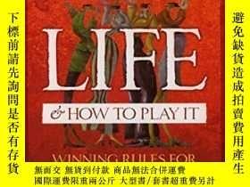 二手書博民逛書店The罕見Game Of Life & How To Play ItY255562 Florence Scov