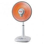 【中彰投電器】優佳麗(14吋/定時)碳素電暖器,HY-614【全館刷卡分期+免運費】3小時定時裝置~