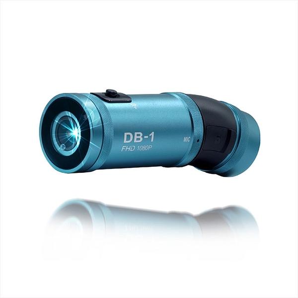 【LOOKING錄得清】DB-1 雙捷龍行車記錄器-質感藍~送32G記憶卡(便攜 前後雙錄 1080P 2K SONY鏡頭)