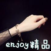 手鍊 手鍊女韓版水晶簡約個性