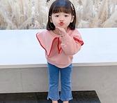 女童装 女童秋裝衛衣加絨2020春季新款兒童韓版洋氣上衣小童寶寶童裝潮【快速出貨八折搶購】