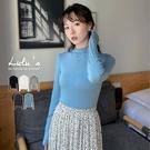 LULUS【A01200838】K自訂款袖開洞高領上衣5色