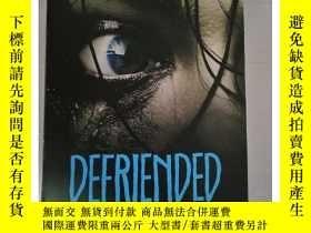 二手書博民逛書店罕見~ 外文書 Stock Image Defriended (Point Horror) 97Y205213