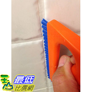 [美國直購] Fuginator 磁磚隙縫清洗刷 Grout Brush in : powerfully against dirt gentle on the joints