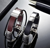 【不掉色】适用小米手环3/4 NFC款腕带个性复古浮雕錶带手环2/4民族风复古