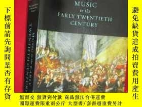 二手書博民逛書店Music罕見in the Early Twentieth Ce