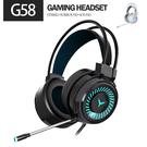 台盾G58頭戴式電競耳機 7.1聲道/七...