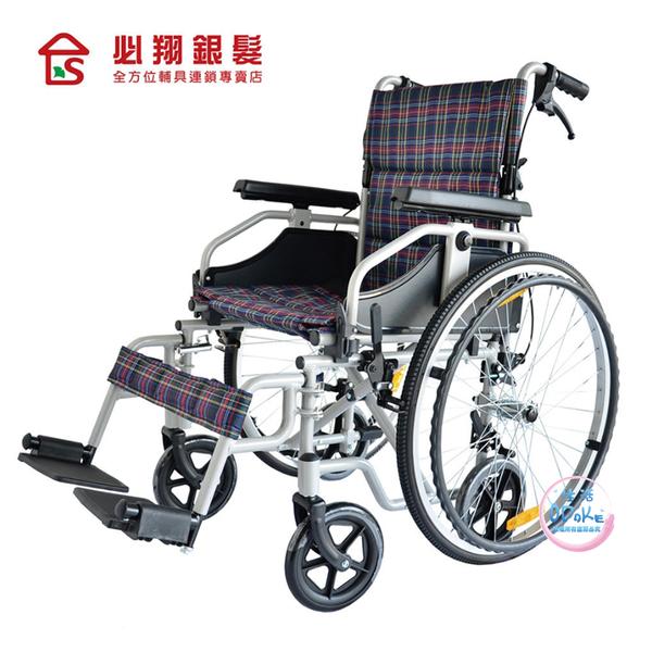 """""""必翔銀髮""""手動輪椅(未滅菌)  快拆兩用型輪椅 PH-188手動輪椅 快拆型 輪椅【生活ODOKE】"""