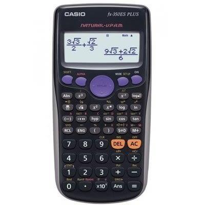 【宏崑時計】CASIO卡西歐工程用計算機 FX-350ES PLUS 可團購 台灣公司保固兩年 FX-350