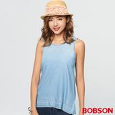 BOBSON 女款民俗刺繡無袖上衣  (28101-58)