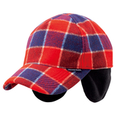 [好也戶外]mont-bell Wool Country Cap羊毛蓋耳格紋鴨舌帽 紅/藍/綠 No.1118231