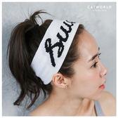 Catworld SWEET運動針織髮帶【18003043】‧F*特價