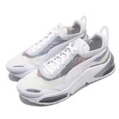 Puma 訓練鞋 LQDCell Optic XI Iridescent 白 彩色 男鞋 女鞋 運動鞋 【ACS】 19385202