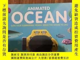 二手書博民逛書店Animated罕見oceanY401260 James Gilleard QEB 出版2018
