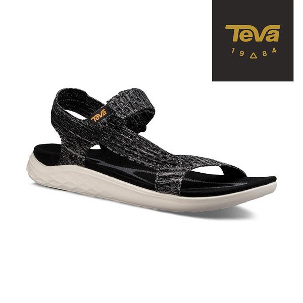 丹大戶外用品【TEVA】美國 男 Terra-Float 2 Knit Universal 輕量運動涼鞋 1091592BLK 黑