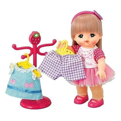 日本小美樂娃娃 長髮美樂衣服組  PL51229