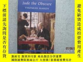 二手書博民逛書店英文原版書罕見JUDE THE OBSCURE THOMAS HARDY 詳細書名請看圖 S0552Y1667