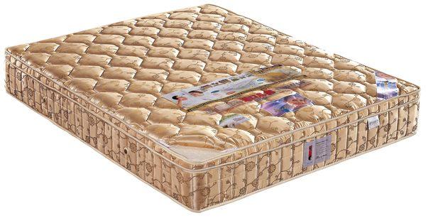 【森可家居】6x6.2尺三線厚乳膠獨立筒床墊 7JX90-9