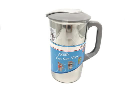 【好市吉居家生活】斑馬ZEBRA 115028 易開冷水壺 1.9L 不銹鋼茶壺 熱水壺 開水壺