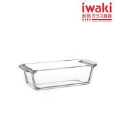 iwaki 玻璃微波焗烤盤 880ml