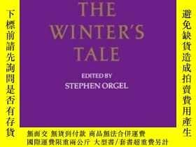 二手書博民逛書店【罕見】1996年出版 The Winter s Tale: T