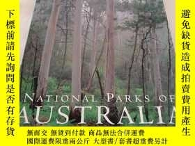 二手書博民逛書店national罕見parks Australia Allan foxY15809
