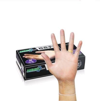 一次性手套食品餐飲廚房家用手套100只