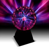 魔力靜電球6寸聲控離子閃電球新奇特整蠱玩具朋友兒童節生日禮物 WD初語生活館