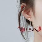 耳釘 耳釘女2020年新款潮耳環簡約小巧耳線氣質冷淡風耳墜精致耳飾 vk4300